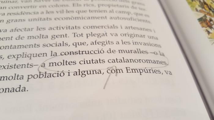 CIUDADES CATALANORROMANAS